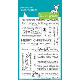 Merry Messages - Timbro Lawn Fawn