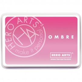Pink to Red - Ombre - Inchiostro Hero Arts