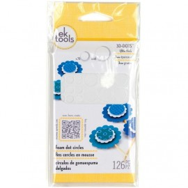 EK Tools Adhesive 3D Dots for Craft