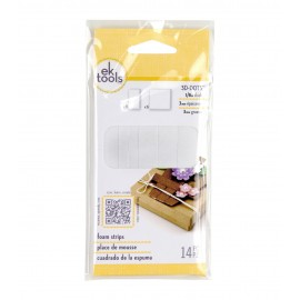 EK Tools Adhesive foam strips  for Craft