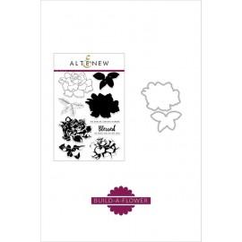 Build-A-Flower: Gardenia - Timbro di Altenew