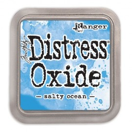 Distress Oxide Ink Pad -  Salty Ocean