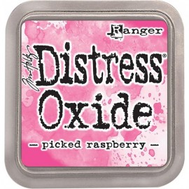 Distress Oxide Ink Pad - Picked raspberry