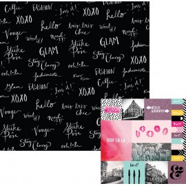 "Kit di carte ""Urban Chic"""
