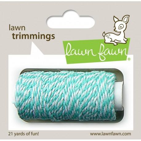 Corda di Canapa - Aquamarine di Lawn Fawn