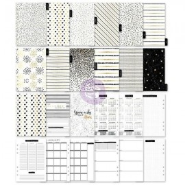 My Prima Planner - A5 Inserts - Golden Plan