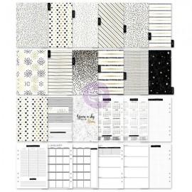 My Prima Planner - A5 Inserts - Golden Plan