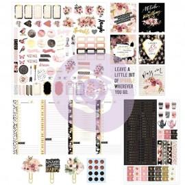Planner Kit - Midnight Bloom di Prima Marketing