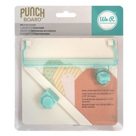 Tag Punch Board di We R Memory Keepers
