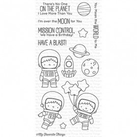 Space Explorer - Timbro di My Favorite Things