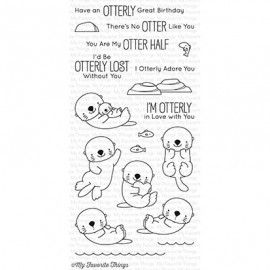 Otterly Love You - Timbro di My Favorite Things