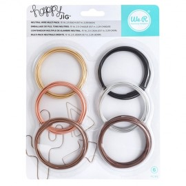 Neutral Wire Multi Pack Happy Jig - We R Memory Keepers