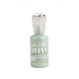 "Nuvo - Crystal Drops - ""Neptune Turquoise"""