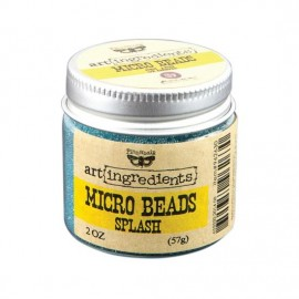 "Art Ingredients - Micro Beads - ""Splash"""