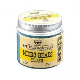 "Art Ingredients - Micro Beads - ""Splash"""