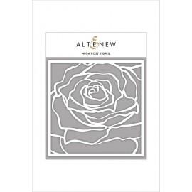Mega Rose Stencil di Altenew