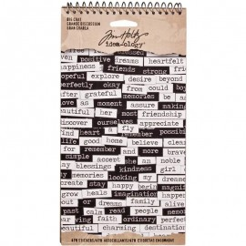 Tim Holtz - Idea-ology Collection - Big Chat