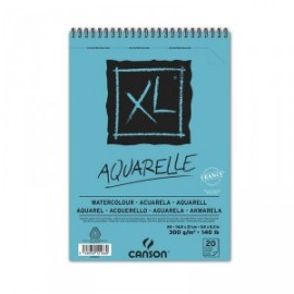 Album Canson XL A5 - Carte per  Acquerello
