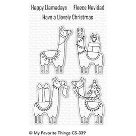 Happy Llamadays  - Timbro di My Favorite Things