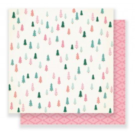 "Carta di Crate Paper ""FALALA"" - EVERGREEN"