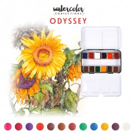 Watercolor Confections - Odyssey di Prima Marketing