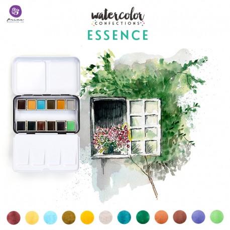 Watercolor Confections - Essence di Prima Marketing