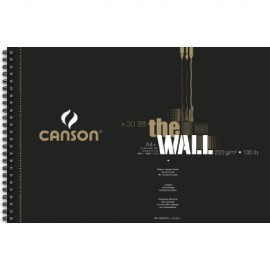 The Wall - Carta di Canson per Marker