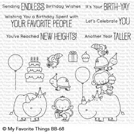 Birth-Yay - Timbro di My Favorite Things