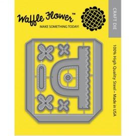 Gift Bag Die  - Fustella di Waffle Flower