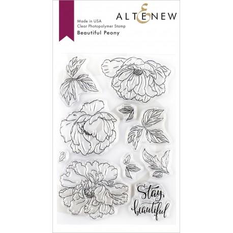 Bold Blossom Stamp Set -  Timbro di Altenew