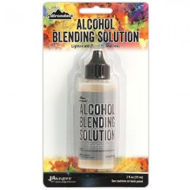 Alcohol Blending Solution - by Tim Holtz Ranger