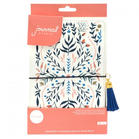 "Journal Kit - Journal Studio ""FLORAL"""