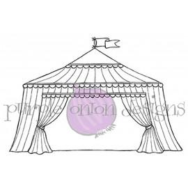 Large Fair Tent - Timbro di Stacey Yacula Studio