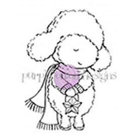 Ella (Winter Lamb) - Timbro di Stacey Yacula Studio