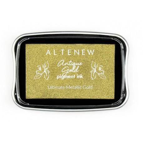 Antique Gold Pigment Ink - inchiostro di Altenew