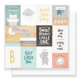 "Carta di Crate Paper ""Little you"" - LITTLE ONE"