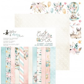 Paper pad  P13 - Cute & Co.