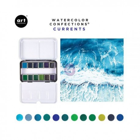 "Watercolor Confections - ""Currents"" di Prima Marketing"