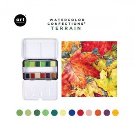 "Watercolor Confections - ""Terrain"" di Prima Marketing"