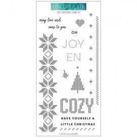 Cozy Christmas -Timbro di Concord & 9th