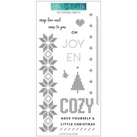 Cozy Christmas -Timbro di Concord & 9th