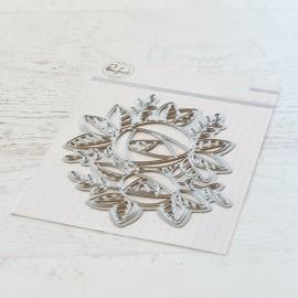 Beautiful blooms die - fustella di Pinkfresh Studio