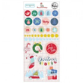 Home for the Holidays - Mixed embellishments pack