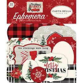 Christmas Market - Ephemera