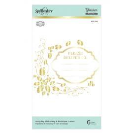 Spellbinders Envelope Corner- Hot Foil Plate