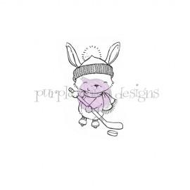 Hockey Bunny Hockey Bunny - Timbro di Stacey Yacula Studio