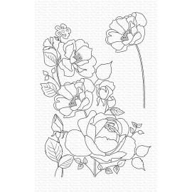 Rose Garden - Timbro di My Favorite Things