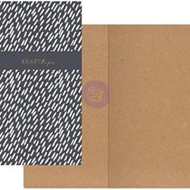 Traveler'S Journal Refill Notebook - Kraft Paper