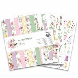 Paper pad  P13 - The four Seasons