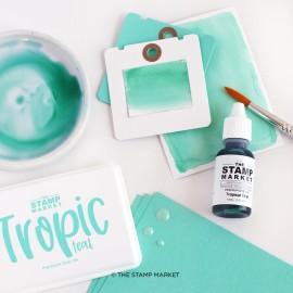 Premium Dye Ink Pad - Tropic Teal
